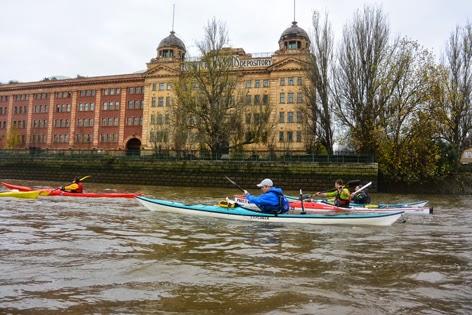 Kayak London