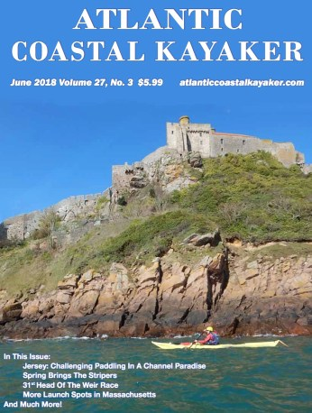 Atlantic Coastal Kayaker
