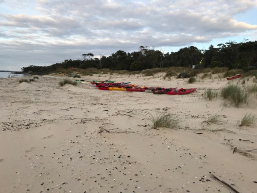Australian Sea Kayaking