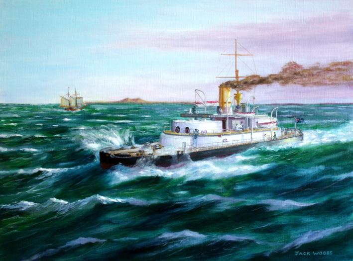 Cerberus_seapainting-jack-woods marine art