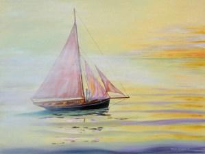 Firecrest_seapainting_alain_gerbault_marine art_jack woods