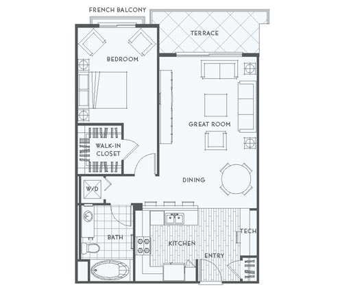 Seaport Homes condos for lease in San Pedro, Rancho Palos
