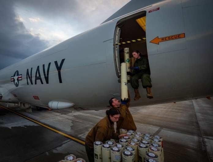 Navy Orders 20,000 SSQ-125 Sonobuoys - Seapower