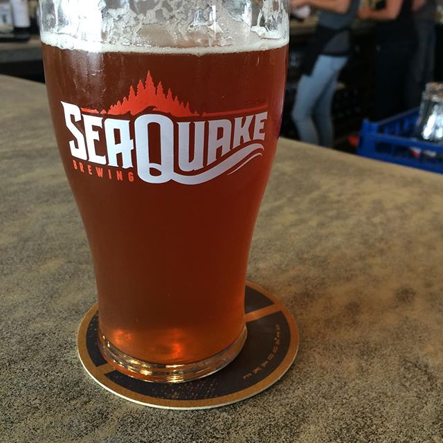 SEAQUAKE BREWING • CRESCENT CITY, CA