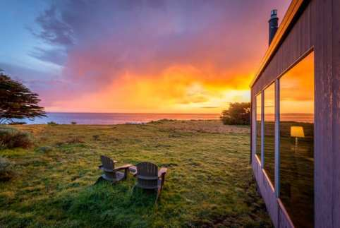 First Visit to Sea Ranch, private courtyard, Dog friendly,Kid friendly, Sea Ranch, Abalone Bay, Vacation Rental, oceanfront