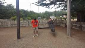 Kid friendly Sea Ranch Abalone Bay Oceanfront vacation rental