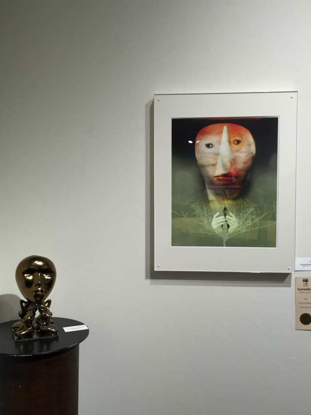 Friday Night, Surrealism, Gualala Arts Center