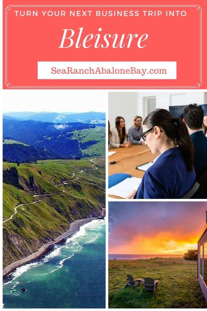 bleisure, Sea Ranch, Abalone Bay, Vacation Rental