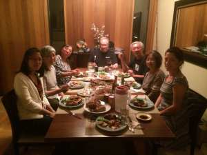 Sea Ranch Thanksgiving