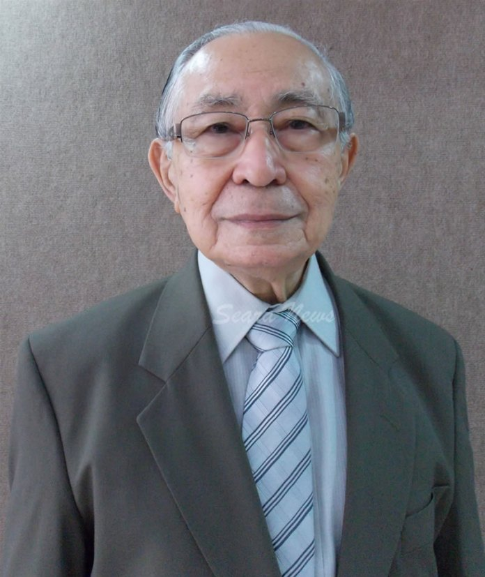 Pr. Antônio Gilberto