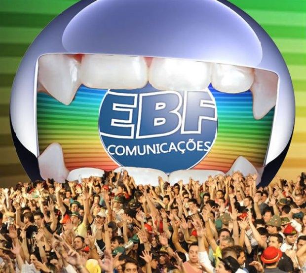 REDE GLOBO trai a EBF Comunicações - Veja a Nota de Esclarecimento