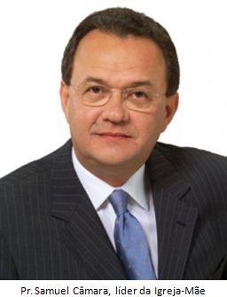 Pr. Samuel Câmara