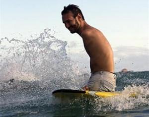 Nick Vujicic - Surf