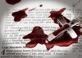 Cruz com Sangue