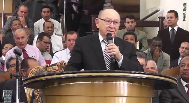 Pr. José Wellington Bezerra da Costa, Confradesp, CGADB, Assembleia de Deus
