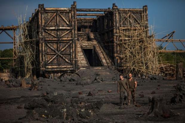 A arca de Noé poderia flutuar?