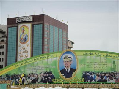 O que a lei Islâmica pode trazer para a população não-muçulmana de Brunei?