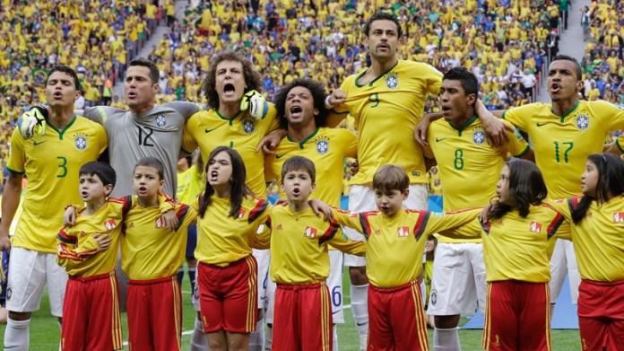 Copa do Mundo: Karaokê urgente na Seleção Brasileira