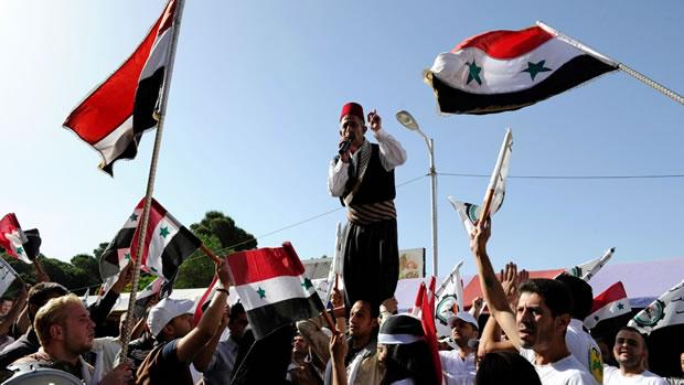 Síria: eleições começam hoje para 16 milhões de pessoas