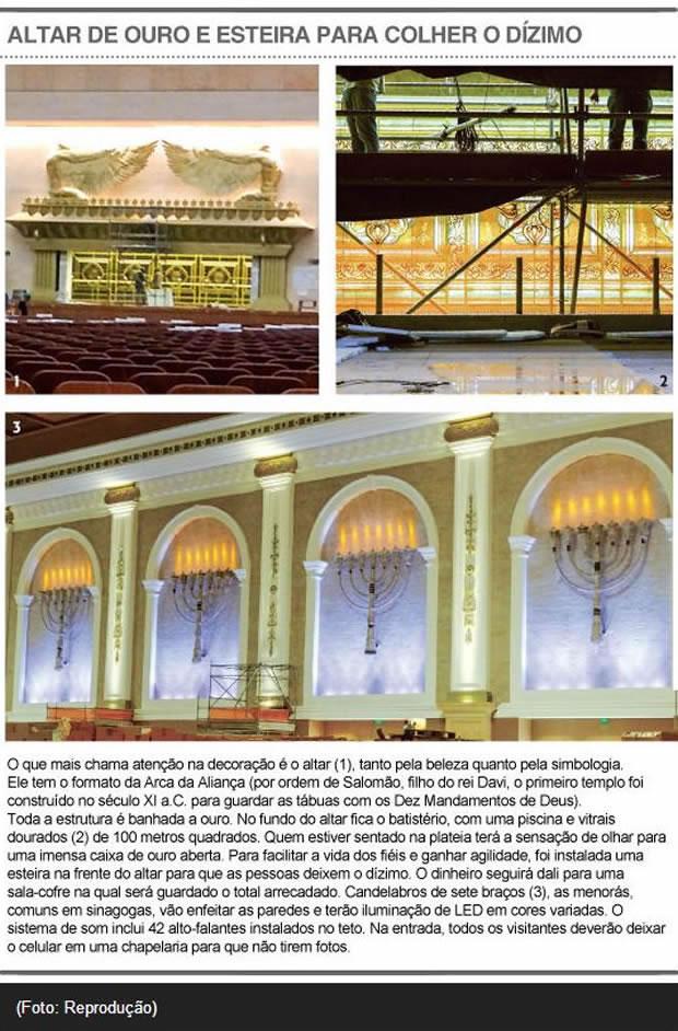 O suntuoso 'Templo de Salomão' - 04