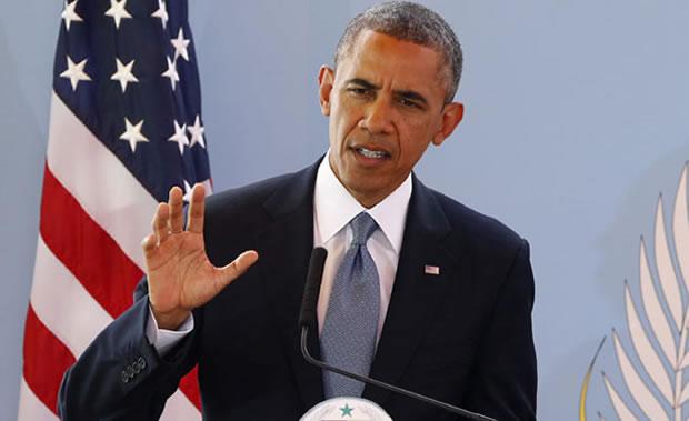 Barack Obama diz que 'nenhum Deus justo apoiaria' a decapitação de jornalista no Iraque