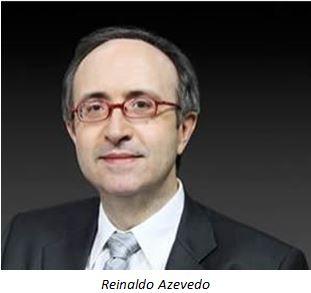 Reinaldo Azevedo - Dilma, os evangélicos, os políticos, Deus e o capeta