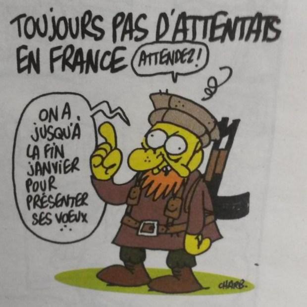 Ataque ao jornal francês Charlie Hebdo deixa 12 mortos