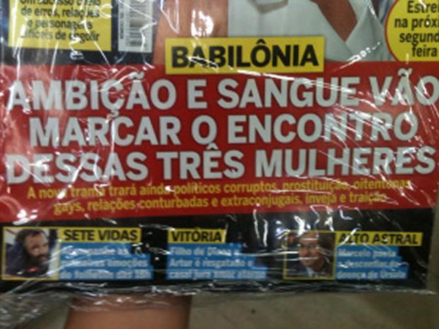 BABILÔNIA, a nova novela da Globo