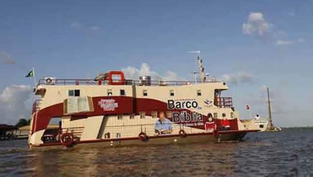 Barco da Bíblia