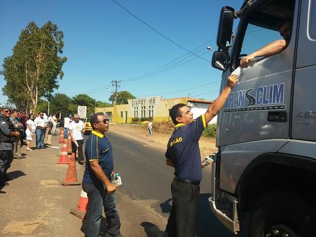 Seara News   Evangélicos do Maranhão se mobilizam por mais segurança nas estradas