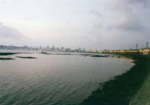 ムンバイの海岸