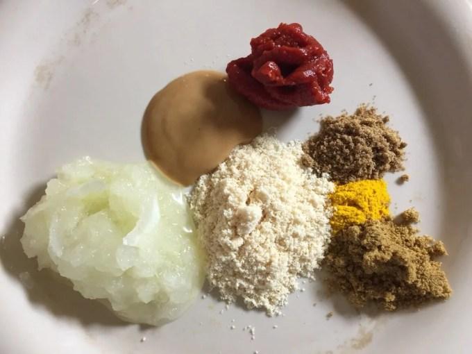 【レシピ】ビリヤニ、オクラのポリヤル
