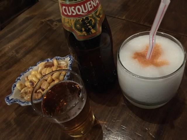 ペルー料理 ミラフローレス