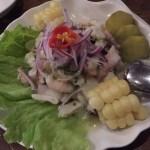 食材の宝庫、ペルーの料理を堪能する『ミラフローレス 渋谷店』@渋谷