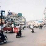 カンボジアの首都プノンペン、街の風景【カンボジア】