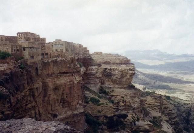 イエメン シバームとコーカバン