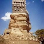 ワディ・ダハールにある岩の上の離宮「ロックパレス」【イエメン】