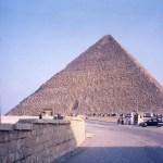 クフ王、カフラー王、メンカウラー王、ギザの三大ピラミッド【エジプト】