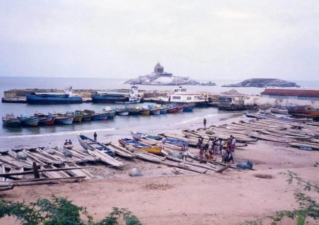 インド カニャークマリ