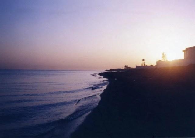 イラン カスピ海