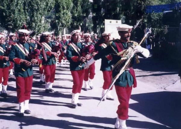 パキスタン フンザ カリマバード