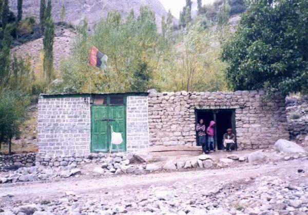 パキスタン シャンドゥール峠