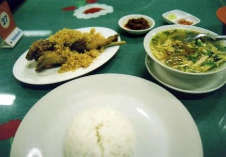 インドネシア 料理