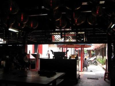 インドネシア ジャカルタ チャイナタウン