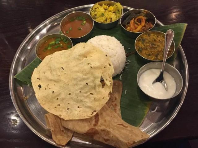 アーンドラダイニング カレー・インド料理