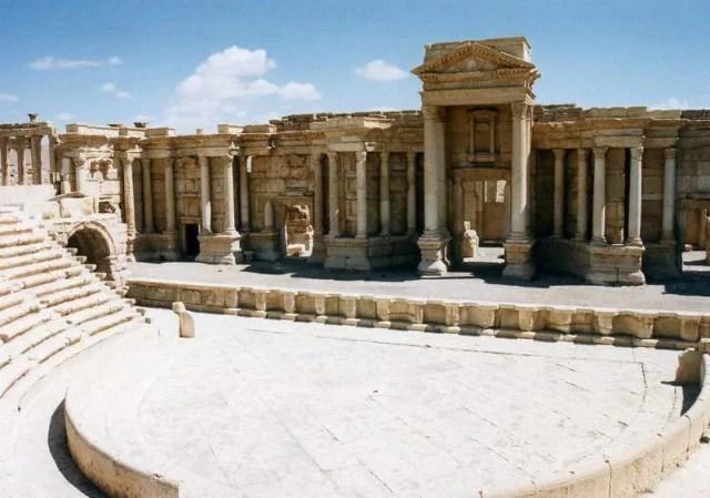シリア パルミラ