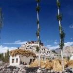 城砦のような勇壮なゴンパ「ティクセ・ゴンパ」と見目麗しき「チャンパ(弥勒)大仏像」【インド・ラダック地方】