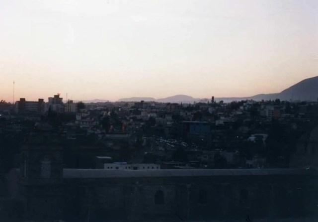 ペルー アレキパ