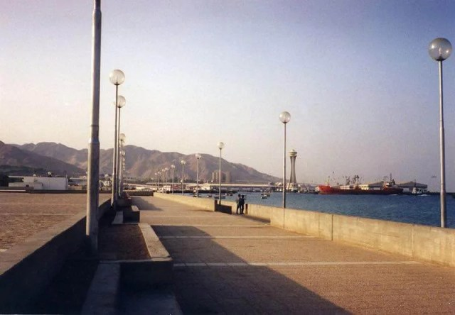 ヨルダン アカバ
