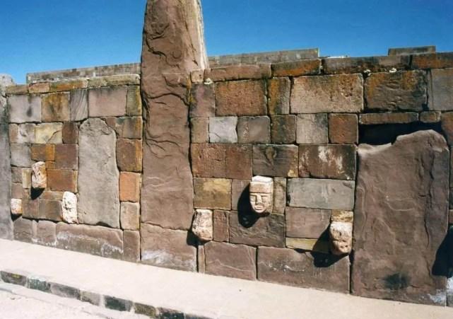 ボリビア ティワナク